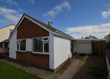 Thumbnail 2 bed bungalow for sale in Garsdale Road, Weston-Super-Mare