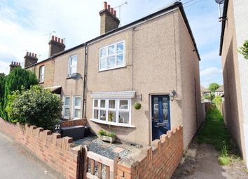 Thumbnail 2 bed end terrace house for sale in Station Road, St. Pauls Cray, Orpington