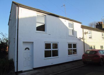 Thumbnail 3 bed cottage to rent in Station Road, Tydd Gote, Wisbech