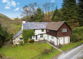 Thumbnail 4 bed detached house for sale in Llanwrtyd Wells, Powys