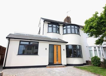 Thumbnail 4 bed semi-detached house for sale in Orton Road, Childwall, Liverpool