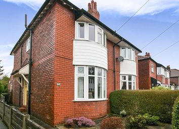 Thumbnail 3 bed semi-detached house for sale in Lisburne Avenue, Offerton, Stockport