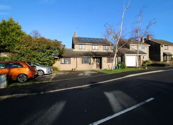 Thumbnail 4 bed detached house for sale in Manor Chase, Beddau, Pontypridd