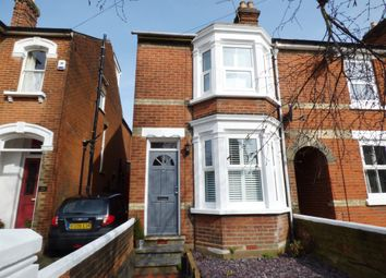 Thumbnail 3 bed end terrace house for sale in Beaconsfield Avenue, Colchester