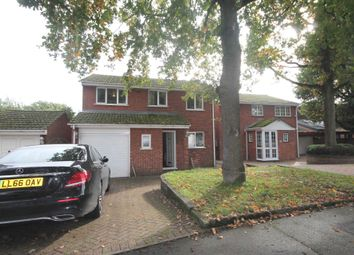 Thumbnail 4 bed detached house to rent in Heathdene Drive, Belvedere