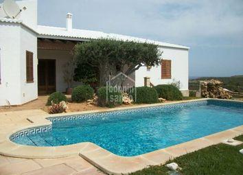 Thumbnail 3 bed villa for sale in Cala Morell, Ciutadella De Menorca, Balearic Islands, Spain