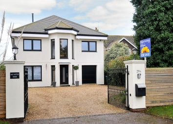 Thumbnail 5 bedroom detached house for sale in Sea Avenue, Private Sea Estate, Rustington