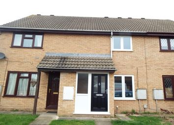 Thumbnail 2 bed terraced house to rent in Chesterton Mews, Bedford