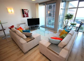 Thumbnail 2 bedroom flat for sale in Great Northern Tower, 1 Watson Street, Manchester, Greater Manchester