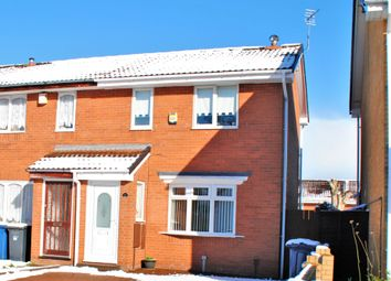 Thumbnail 2 bed semi-detached house for sale in Hazelwood, Jarrow