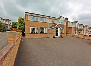 Thumbnail 4 bed detached house for sale in Parc Nant Celyn, Efail Isaf, Pontypridd