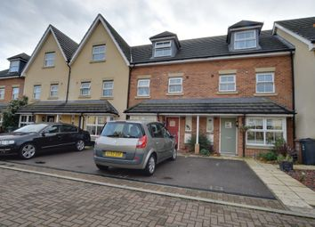 Thumbnail 4 bed terraced house for sale in Carisbrooke Close, Stevenage, Hertfordshire