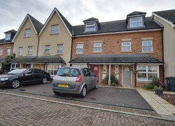 Thumbnail 4 bedroom terraced house for sale in Carisbrooke Close, Stevenage, Hertfordshire