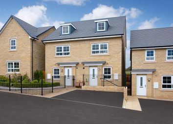 "Thumbnail 4 bed end terrace house for sale in ""Kingsville"" at Westminster Avenue, Clayton, Bradford"