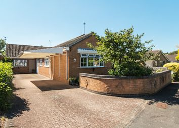 Thumbnail 5 bed detached bungalow for sale in Foxhills, Kegworth, Derby