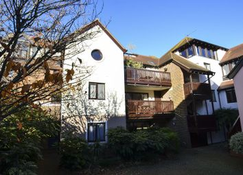 Thumbnail 2 bed flat for sale in Fishermans Quay, Mill Lane, Lymington