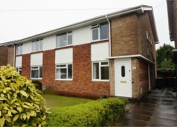 Thumbnail 2 bed maisonette for sale in Vesey Close, Birmingham