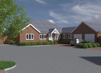 Thumbnail 4 bed detached bungalow for sale in Adams Way, Marton, Gainsborough