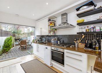 Thumbnail 3 bed terraced house to rent in Dalling Road, London