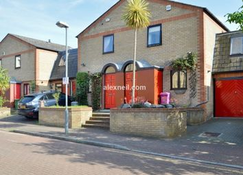 Thumbnail 3 bed terraced house for sale in Storers Quay, London