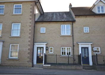 Thumbnail 3 bed terraced house to rent in Cardinals Terrace, Ely