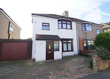 Thumbnail 3 bed semi-detached house for sale in Herbert Road, Bexleyheath, Kent