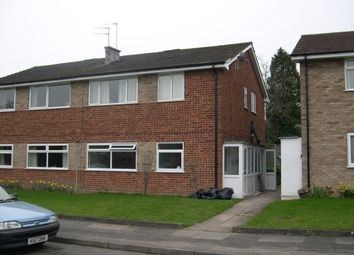Thumbnail 2 bed maisonette to rent in Stourton Close, Knowle