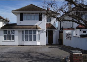 Thumbnail 3 bed detached house for sale in Raglan Gardens, Watford