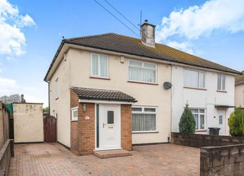 Thumbnail 3 bed semi-detached house for sale in Okebourne Road, Brentry, Bristol