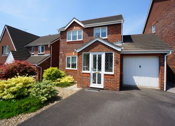 Thumbnail 3 bed detached house for sale in Bethesda Close, Rogerstone, Newport