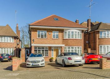 Thumbnail 6 bed detached house for sale in Grass Park, Finchley