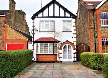 Thumbnail 3 bed detached house for sale in Lower Park Road, Loughton