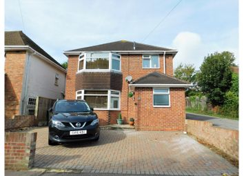 Thumbnail 3 bed detached house for sale in Halewick Lane, Lancing