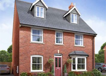 Thumbnail 5 bed detached house for sale in Parklands, Woburn Sands, Milton Keynes, Buckinghamshire