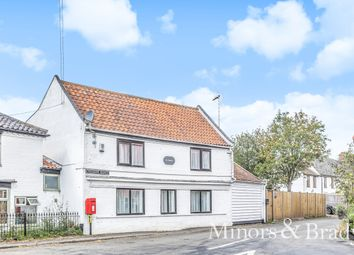 Thumbnail 4 bed link-detached house for sale in Thorpe Road, Haddiscoe, Norwich