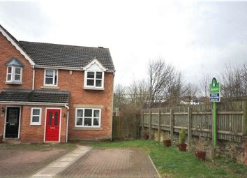 Thumbnail 3 bed semi-detached house for sale in Loxdale Gardens, Barnsley, South Yorkshire