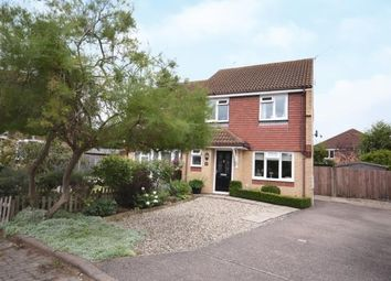 Thumbnail 3 bed semi-detached house for sale in The Meadows, Bishops Stortford