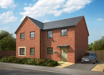 "Thumbnail 2 bed semi-detached house for sale in ""The Aire"" at Mary Street, Heywood"