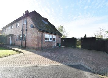 Thumbnail 3 bed semi-detached house for sale in St. Edith Gate, Grimoldby, Louth