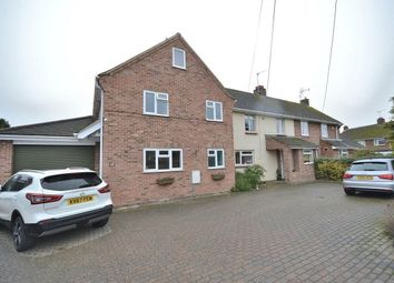 Thumbnail 5 bed semi-detached house to rent in Ravens Crescent, Felsted, Dunmow