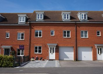 Thumbnail 5 bedroom town house for sale in Headstock Rise, Hoo, Rochester
