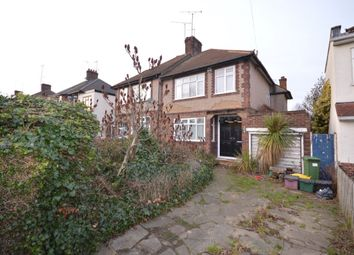 Thumbnail 3 bed semi-detached house for sale in Park Crescent, Erith