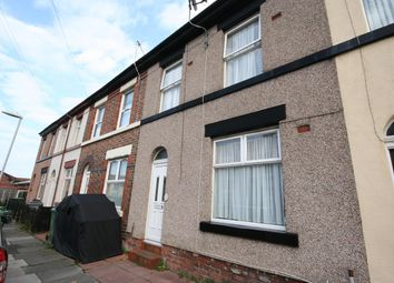 Thumbnail 3 bed terraced house for sale in Williams Street, Wallasey