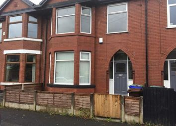 Thumbnail 3 bed terraced house to rent in Milton Grove, Manchester