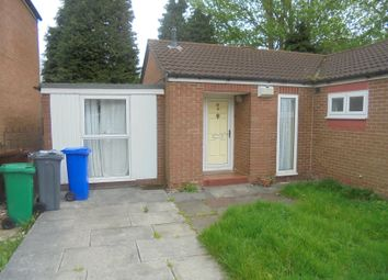 Thumbnail 3 bed bungalow for sale in Calbourne Crescent, Manchester
