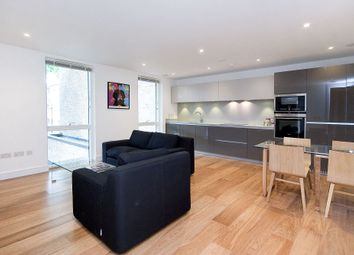 Thumbnail 1 bed flat to rent in Westking Place, London