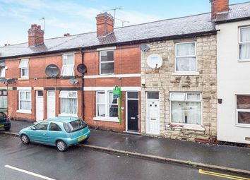 Thumbnail 2 bed terraced house for sale in Oakland Street, Nottingham