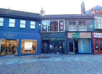 Thumbnail Retail premises for sale in 5 Castle Street, Norwich, Norfolk