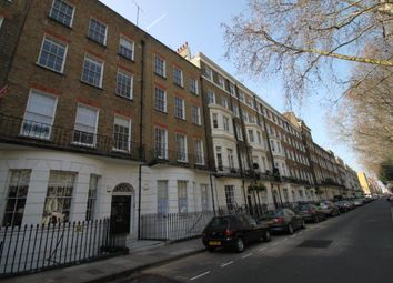 Thumbnail 1 bed flat to rent in Montagu Square, Marylebone
