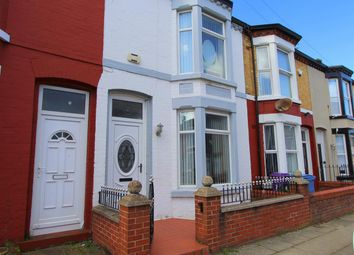 Thumbnail 2 bed terraced house for sale in June Road, Anfield, Liverpool